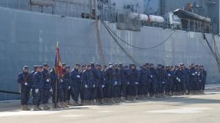"""Forțele Navale Române """"acostează"""" în Bucovina"""