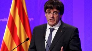 Fostul lider al Cataloniei, prins în Germania