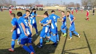 Remize pentru formaţiile constănţene în Liga a 3-a la fotbal