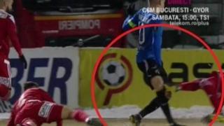 Comunicat FC Viitorul cu privire la intrarea violentă a lui Viera asupra lui Ianis Hagi