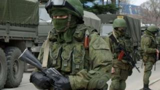 Rusia a mobilizat trupe la frontiera cu Ucraina