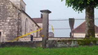 Mormântul lui Charles de Gaulle, vandalizat