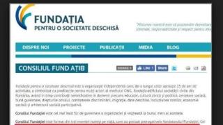 Fundaţia pentru o Societate Deschisă susținută de Soros părăsește Ungaria