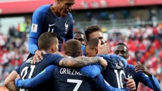 Franţa - Argentina, finala din optimile Cupei Mondiale