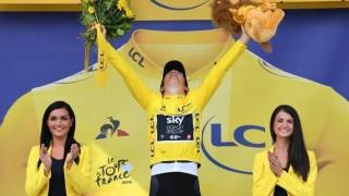 Geraint Thomas, învingător în Turul Franţei