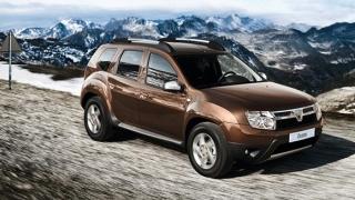 Înmatriculările de autoturisme Dacia noi în Franța au crescut cu 5,6%