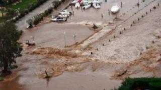 Noi inundații în Franța, Germania și Austria