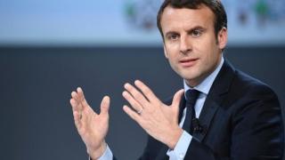 """Macron: Franța """"nu va recunoaște anexarea Crimeei"""" de către Rusia"""