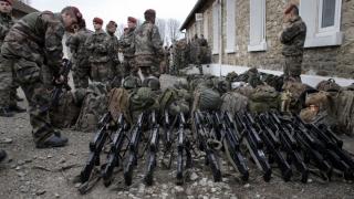 Franţa vinde arme şi gata! Nu o interesează unde ajung şi ce se întâmplă cu ele!