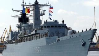 Misiuni NATO pe mare