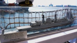 """Fregata """"Regele Ferdinand"""" – 15 ani în serviciul României"""