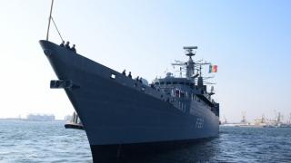 """Fregata """"Regele Ferdinand"""", alături de partenerii din alianță"""
