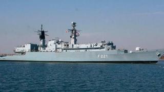 """Fregata """"Regele Ferdinand"""" a intrat sub Comandamentul Maritim Aliat al NATO"""