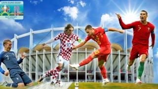 La EURO 2020, Franţa, Croaţia, Belgia sau Portugalia ar putea evolua pe Arena Naţională