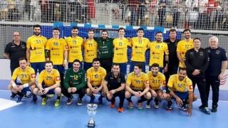 """România a cedat la aruncările de la 7 metri în ultimul act la """"4 Nations Cup"""" la handbal masculin"""