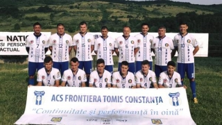 Frontiera Tomis Constanța, start lansat în CN de oină