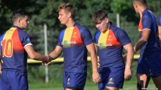 Naționala României U20 de rugby, meci de verificare la Năvodari