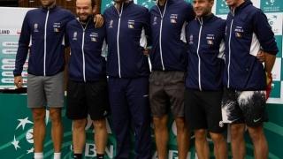 România va întâlni Zimbabwe, în Cupa Davis