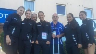 România, în sferturile CE de tenis de masă în întrecerea feminină