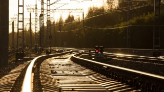 Pericol de explozie! Incendiu într-un tren încărcat cu nitrat de amoniu