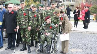 """Fundația """"Prințul de Wales"""" România lansează un program de susținere a militarilor români răniți în teatrele de operații"""