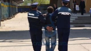Bănuit de comiterea unei infracțiuni de furt  calificat, identificat de polițiștii constănțeni