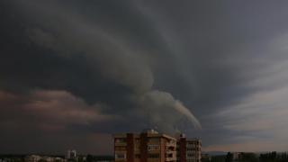Atenționare Cod galben de furtună în mai multe regiuni ale țării