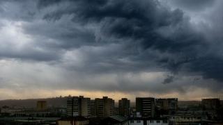 Furtuni în toată ţara, inclusiv în Dobrogea. Codul galben a fost actualizat