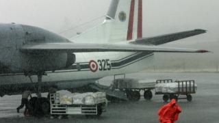 Zboruri amânate pe Aeroportul Otopeni, din cauza furtunii
