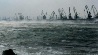 Porturile Constanţa Nord şi Sud, redeschise