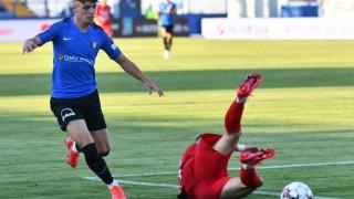 Gabriel Georgescu, al 41-lea jucător promovat în Liga 1 de Viitorul