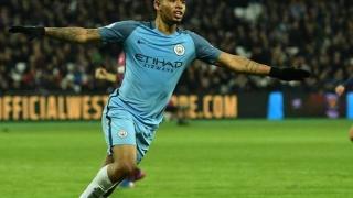 Gabriel Jesus a revenit la antrenamentele echipei Manchester City