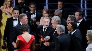 Gafa anului din sezonul premiilor de la Hollywood, ironizată și la premiile Academiei de muzică country