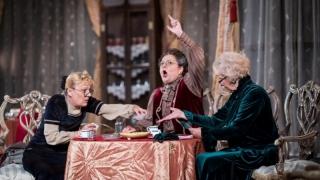 Weekend cu trei comedii negre, la Teatrul de Stat Constanța