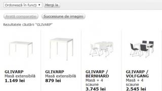 Ai cumpărat masa GLIVARP de la IKEA? Pericol de accident! Returneaz-o!