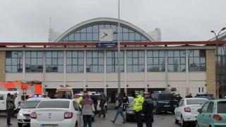 Flagrant în Gara Constanța. Un bărbat a fost reținut pentru șantaj