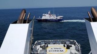 Garda de Coastă, intervenție în forță pe mare. Despre ce este vorba