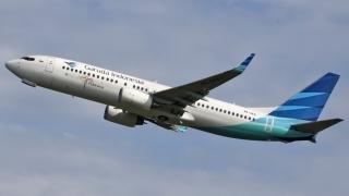 Un avion de pasageri a ieșit de pe pistă la aterizare