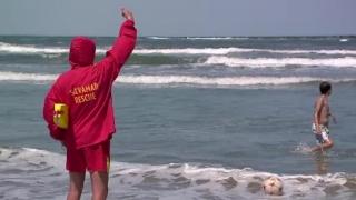 Încă o victimă pe litoral! Trupul i-a fost adus de valuri la mal