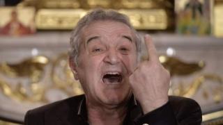 Gigi Becali a anunţat că s-ar putea retrage din fotbal