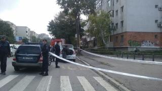 Geantă suspectă descoperită în zona unei școli din Constanța!
