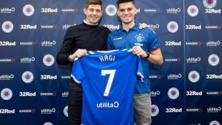 Ianis Hagi va purta tricoul cu numărul 7 la Glasgow Rangers