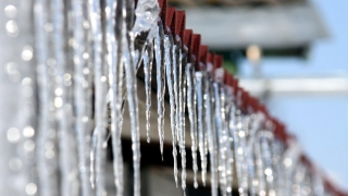 România, sub ger! S-au înregistrat -26,4 grade Celsius