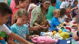 Gest caritabil! Ce au primit familiile sărace din Nuntași