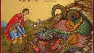 Sărbătoarea Sfântului Mare Mucenic Gheorghe, purtătorul de biruință