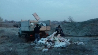 Ghici unde își aruncă gunoiul un club din Mamaia!
