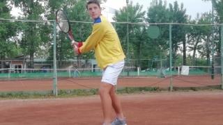 Constănțeanul Sebastian Gima, pe tabloul principal de juniori la Australian Open