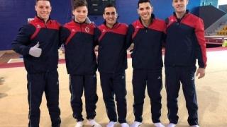 Gimnaștii tricolori, emoții în duelul pentru calificarea între primele 24 de echipe la CM
