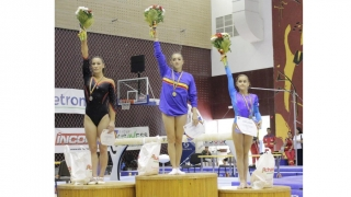Gimnastele constănțene, pe podium la Naționalele maestrelor