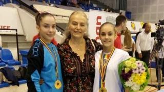 Gimnastele de la CS Farul au dominat CN Open de gimnastică artistică